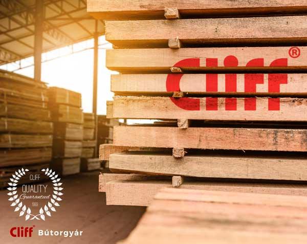 Konyhabútor gyártás - Cliff konyha - bútorgyár - Sopron