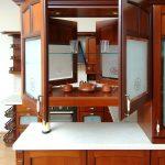 Barna klasszikus konyha - Honig konyhaszekrény - Cliff konyhák Sopron