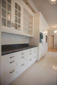Amerikai konyha - fehér klasszikus konyhabútor - Cliff konyhabútor 13