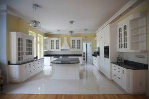 Amerikai konyha - fehér klasszikus konyhabútor - Cliff konyhabútor 9