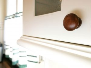 U alakú konyha - fehér vintage konyha - Cliff konyhabútor 7