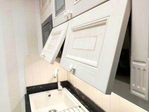 Egysoros konyha - Vintage konyha - Cliff konyhabútor 6