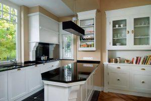 Fehér konyha - Vintage konyha - Cliff konyhabútor 1
