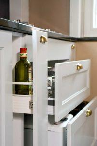 Fehér konyha - Vintage konyha - Cliff konyhabútor 2