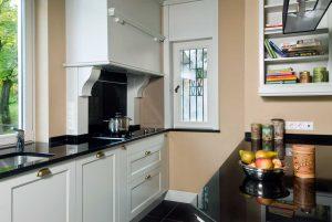 Fehér konyha - Vintage konyha - Cliff konyhabútor 5