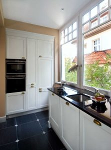 Fehér konyha - Vintage konyha - Cliff konyhabútor 8
