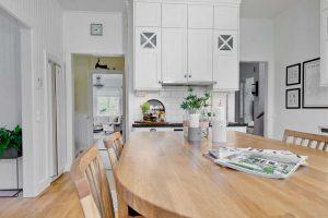 Skandináv konyha - fehér vintage konyha - Cliff konyhabútor 4