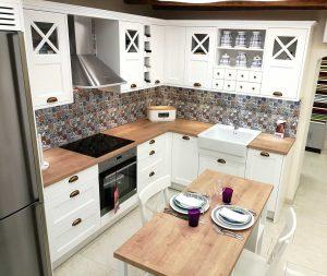 Konyha design: Vintage - egyedi konyha - Cliff konyhabútor