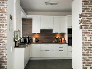 Modern L alakú konyha - fehér Palace konyha - Cliff konyhabútor 31