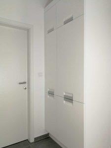Modern L alakú konyha - fehér Palace konyha - Cliff konyhabútor 35