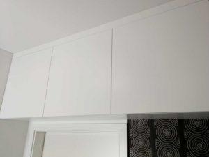 Modern fehér Palace előtér bútor - Cliff konyhabútor 42