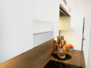 Modern L alakú konyha - fehér Palace konyha - Cliff konyhabútor 29