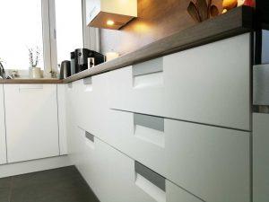 Modern L alakú konyha - fehér Palace konyha - Cliff konyhabútor 37