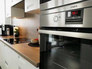 Modern L alakú konyha - fehér Palace konyha - Cliff konyhabútor 4