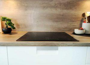 Modern L alakú konyha - fehér Palace konyha - Cliff konyhabútor 7