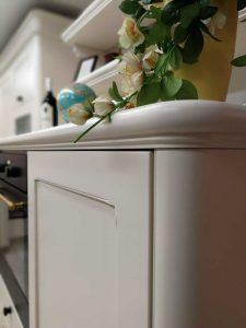 Egyedi konyha - fehér vintage konyha - Cliff konyhabútor 13