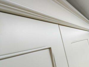 Egyedi konyha - fehér vintage konyha - Cliff konyhabútor 20