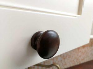 Egyedi konyha - fehér vintage konyha - Cliff konyhabútor 21