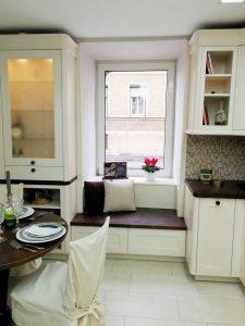 Egyedi konyha - fehér vintage konyha - Cliff konyhabútor 27
