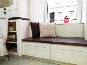 Egyedi konyha - fehér vintage konyha - Cliff konyhabútor 35