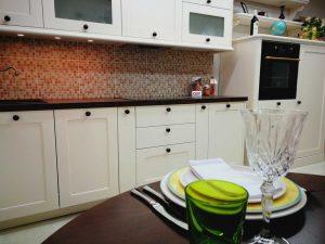 Egyedi konyha - fehér vintage konyha - Cliff konyhabútor 4