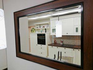 Egyedi konyha - fehér vintage konyha - Cliff konyhabútor 7