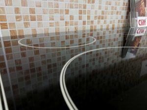 Egyedi konyha - fehér vintage konyha - Cliff konyhabútor 9