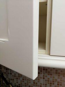 Egyedi konyha - fehér vintage konyha - Cliff konyhabútor 10