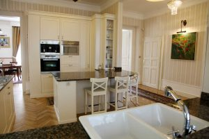 Luxus konyha - vintage konyha -Cliff konyhabútor 11