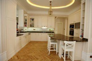 Luxus konyha - vintage konyha -Cliff konyhabútor 3