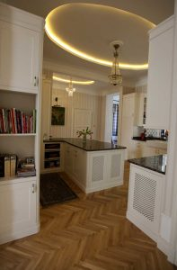 Luxus konyha - vintage konyha -Cliff konyhabútor 25