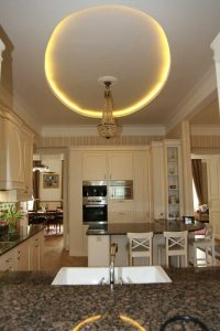 Luxus konyha - vintage konyha -Cliff konyhabútor 4