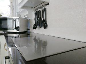 Fehér konyhabútor - vintage konyha képek - Cliff konyhák 19
