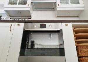Fehér konyhabútor - vintage konyha képek - Cliff konyhák 20