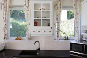 Fehér konyhabútor - vintage konyha képek - Cliff konyhák 24