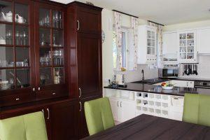 Fehér konyhabútor - vintage konyha képek - Cliff konyhák 26