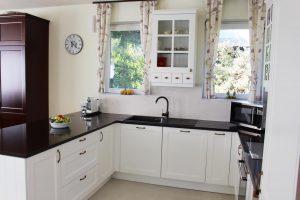 Fehér konyhabútor - vintage konyha képek - Cliff konyhák 3