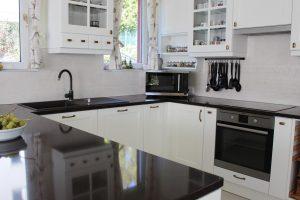 Fehér konyhabútor - vintage konyha képek - Cliff konyhák 4