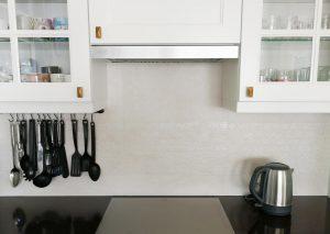Fehér konyhabútor - vintage konyha képek - Cliff konyhák 11