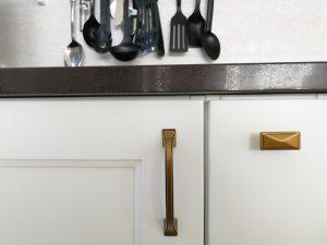 Fehér konyhabútor - vintage konyha képek - Cliff konyhák 15