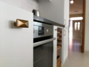 Fehér konyhabútor - vintage konyha képek - Cliff konyhák 16