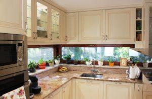 Gránit konyhapult vintage konyha - Cliff konyhabútor 22