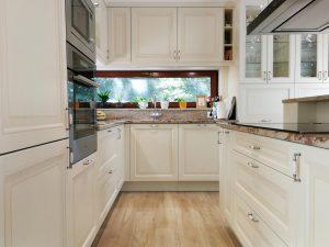 Gránit konyhapult vintage konyha - Cliff konyhabútor 8
