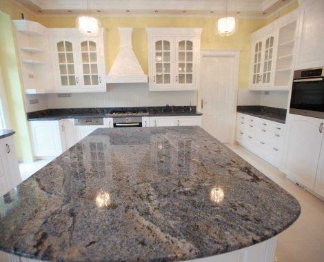 Amerikai konyha - fehér klasszikus konyhabútor - Cliff konyhabútor 11