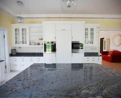 Amerikai konyha - fehér klasszikus konyhabútor - Cliff konyhabútor 6