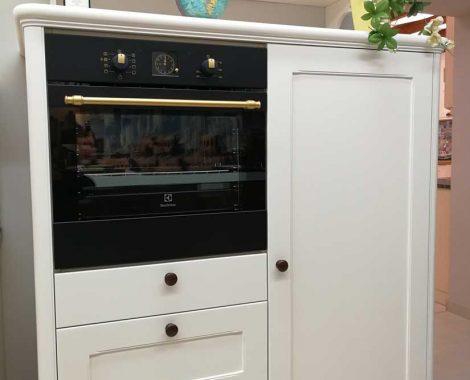 Egyedi konyha - fehér vintage konyha - Cliff konyhabútor 29